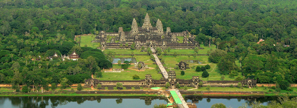 Angkor Wat Best View